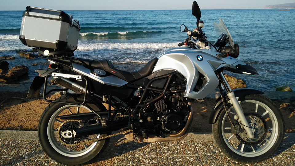 BMW GS 650 Twin