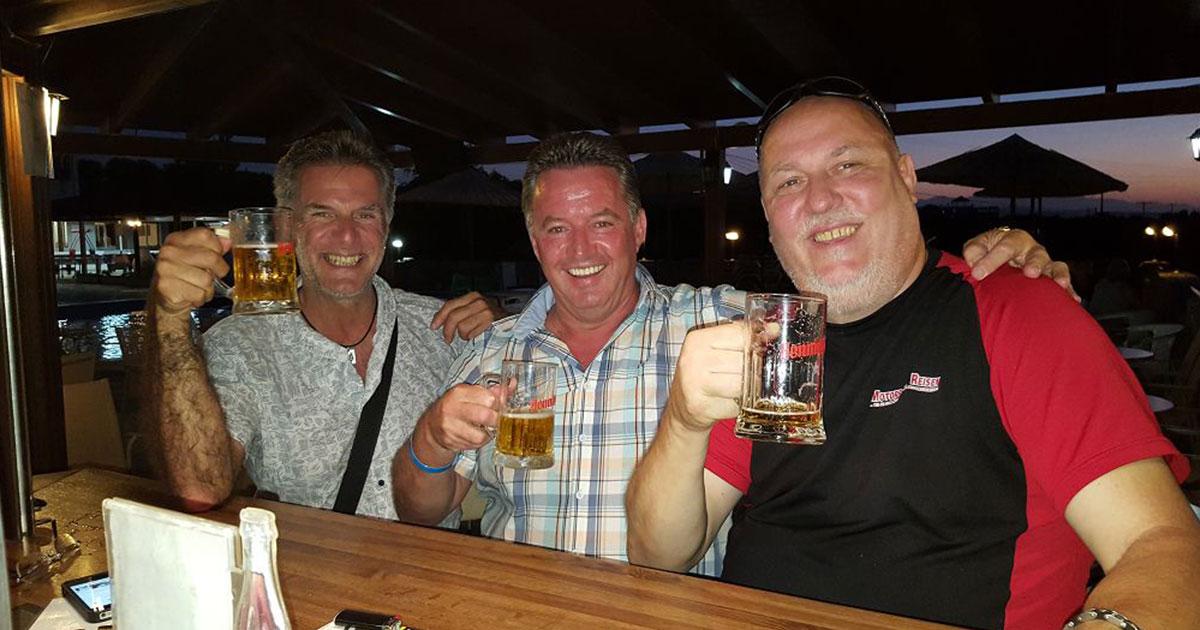 Reisebericht Holger