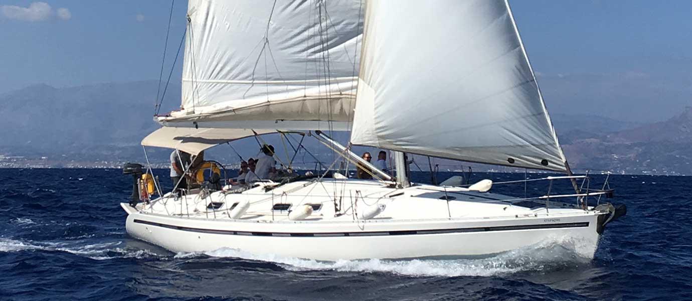 Tagestour Segeln auf Kreta